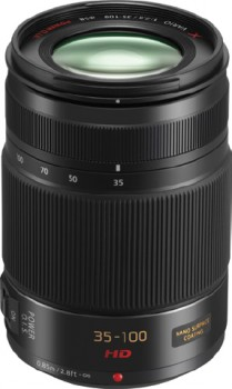 Panasonic-Lumix-G-X-Vario-35-100mm-f2.8-II-Power-IOS-Sport-Lens on sale