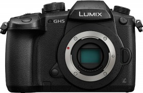 Panasonic-Lumix-GH5-Body on sale