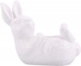 Large-Ceramic-Bunny on sale