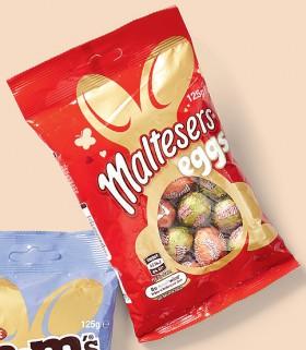 Maltesers-Mini-Eggs-Bag-125g on sale