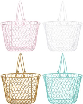 Easter-Wire-Basket on sale