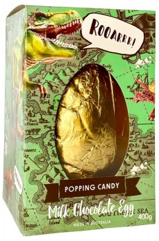 Dinosaur-Popping-Candy-Egg-400g on sale