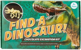 Chocolate-Find-a-Dinosaur-165g on sale