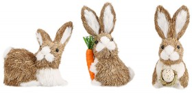 Sisal-Bunnies on sale
