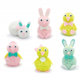 Make-Your-Own-Pom-Pom-Characters on sale