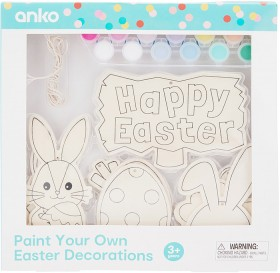 Paint-Your-Own-Easter-Decoration on sale