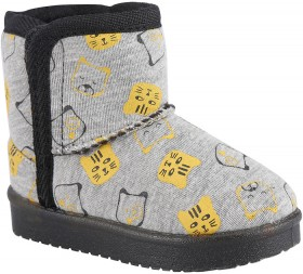 Baby-Light-Up-Slipper-Boots-Tiger on sale