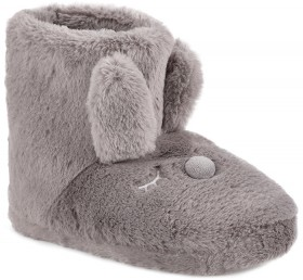 Womens-Novelty-Furry-Boots on sale