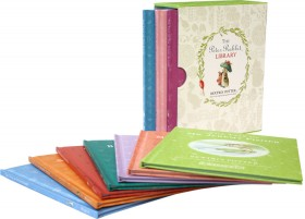 The-Peter-Rabbit-Library on sale