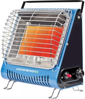 Companion-Portable-LPG-Heater on sale