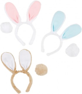 Plush-Ears-and-Tail-Set on sale