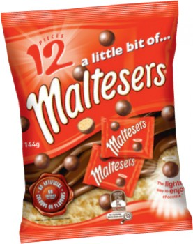 Mars-Maltesers-12-Piece-Share-Pack-144g on sale