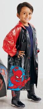Marvel-Spider-Man-Raincoat on sale