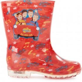 The-Wiggles-Light-Up-Rainboots on sale