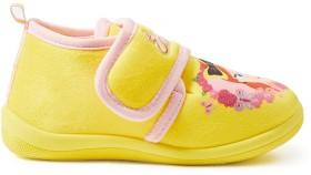 The-Wiggles-Emma-Girls-Tab-Slipper-Yellow on sale