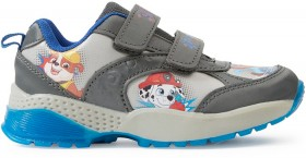 Paw-Patrol-Infant-Boys-Light-Up-Shoes-Grey on sale