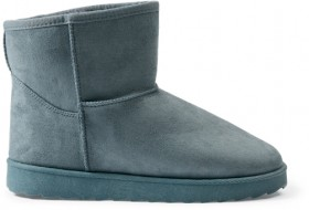 Brilliant-Basics-Mens-Outdoor-Slipper-Boots-Grey on sale