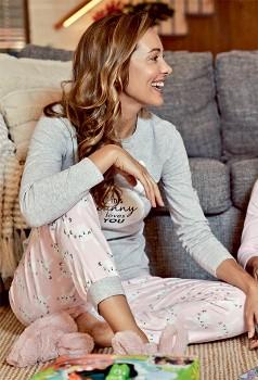 Womens-Easter-Knit-Pyjama-Set on sale