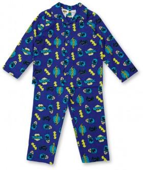 Batman-Flannelette-Pyjama-set on sale