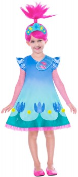Trolls-World-Tour-Poppy-Costume-with-Wig on sale