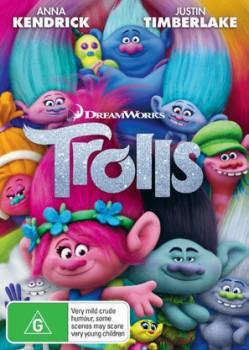 Trolls-DVD on sale