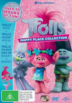 Trolls-Happy-Place-Collection-DVD on sale