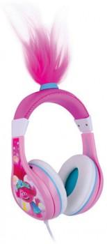 Trolls-World-Tour-Kids-Safe-Headphones-Poppy on sale