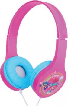 Trolls-World-Tour-Kids-Safe-Headphones-Pink on sale