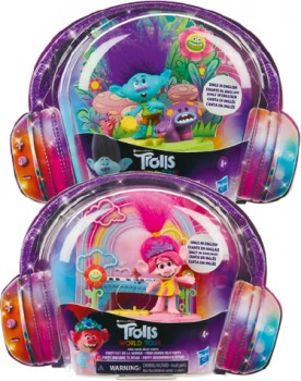 NEW-Trolls-World-Tour-Singing-Small-Doll-Playset on sale