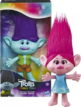 Trolls-World-Tour-Assorted-Dolls on sale