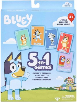 Bluey-5-in-1-Games on sale