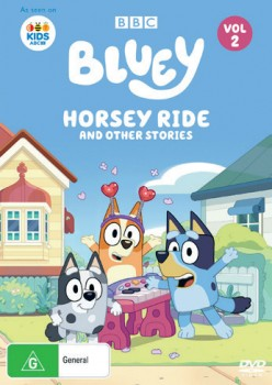 Bluey-Horsey-Ride-And-Other-Stories-DVD on sale