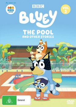 Bluey-The-Pool-And-Other-Stories-DVD on sale