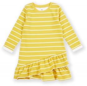 K-D-Long-Sleeve-Fleece-Dress on sale