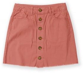 The-1964-Denim-Co.-Frayed-Hem-Skirt on sale