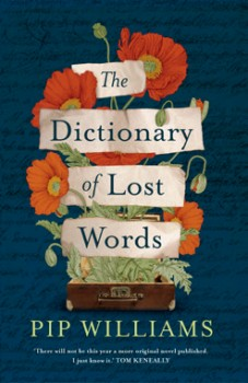 The-Dictionary-of-Lost-Words on sale
