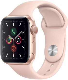 Apple-Watch-Series-5-40mm-Pink-Sports-Band on sale