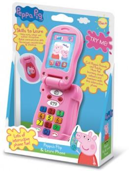 Peppa-Pig-Flip-Up-Phone on sale