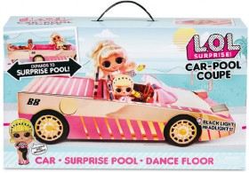 NEW-LOL-Surprise-Car-Pool-Coupe on sale