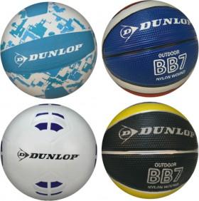 Dunlop-Assorted-Balls on sale