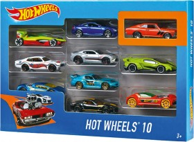 Hot-Wheels-10-Pack-Assorted-Vehicles on sale