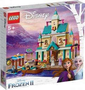 LEGO-Disney-Frozen-2-Arendelle-Castle-Village-41167 on sale