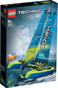 LEGO-Technic-Catamaran-42105 on sale
