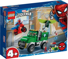 LEGO-Spider-Man-Vultures-Trucker-Robbery-76147 on sale