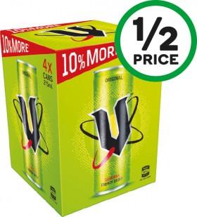 V-Energy-Drink-4-x-250ml-or-4-x-275ml on sale