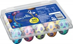 Cadbury-Egg-Crate-340g-Pk-20 on sale
