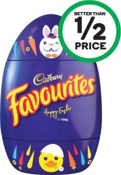 Cadbury-Favourites-Easter-Tin-700g on sale
