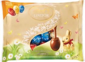Lindt-Mini-Eggs-Large-Bag-300g on sale