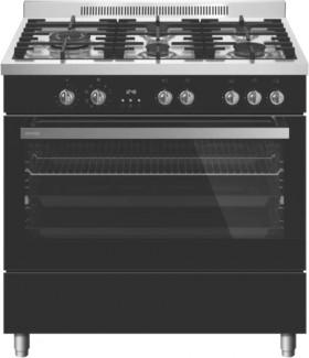Omega-90cm-Dual-Fuel-Upright-Cooker on sale