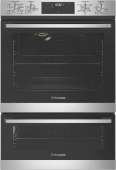 Westinghouse-60cm-Double-Oven on sale